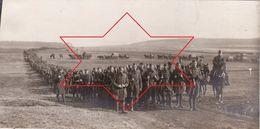 Foto März 1920 RANSBACH-BAUMBACH (Westerwald) - Amerikanische Soldaten, 50th Infantry, Col Mac Connell (A184, Ww1, Wk 1) - Allemagne