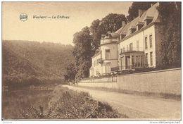 WAULSORT ..--  Le Château .      Un Peu Abimée Par Le Temps . - Hastière