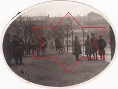 """Foto März 1920 KOBLENZ (Coblenz) - Général Foch Zwischen """"Danny Cohen"""" Und """"Potts"""" (A184, Ww1, Wk 1) - Koblenz"""