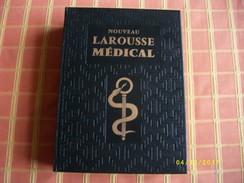 Larousse Médical 1952 - Dictionaries