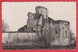 CPA- 37  L'ILE-BOUCHARD _ SAINT-MAURICE _ PRIEURÉ De SAINT-LEONARD *SUP* 2 SCANS - L'Île-Bouchard