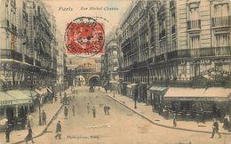 PARIS - Rue Michel Chasles (carte Vendue En L'état). - Arrondissement: 12