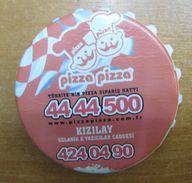 AC - PIZZA PIZZA BOTTLE OPENER FROM TURKEY - Bottle Openers