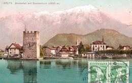 Stansstad Mit Stanserhorn - NW Nidwalden
