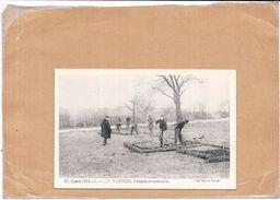 GUERRE 1914/15 - LES TRANCHÉES - Premiers Terrassements   - NANT2  - - Guerre 1914-18