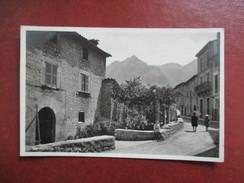 CPA PHOTO ESPAGNE MALLORCA UNA CALLE - Mallorca