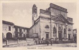 Golasecca-varese-chiesa Parrocchiale-viagg. - Varese