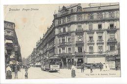 18421 -   Dresden Prager Strasse Tram - Dresden