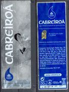 1575 - Espagne - Galicia - Eau Minérale Cabreiroá Sin Gas - Labels