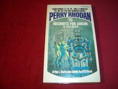PERRY RHODAN N° 76 °°°  Recruits For Arkon - Sciencefiction