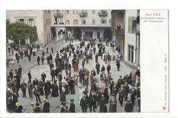 18427 -  Bad Ems Kurhausplatz Während Des Frühkonzerts - Bad Ems