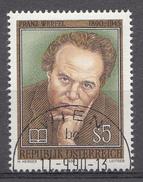 Autriche 1990  Mi.Nr: 2003 Geburtstag Von Franz Werfel  Oblitèré / Used / Gebruikt - 1945-.... 2ème République