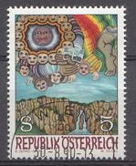 Autriche 1990  Mi.Nr: 2001 Moderne Kunst  Oblitèré / Used / Gebruikt - 1945-.... 2de Republiek