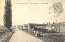 CPA Noyen-sur-Seine L'Auberge De L'Espérance - Autres Communes