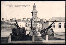 54-Auboué, Le Monument Aux Morts Pour La France, 1914-1918 - Francia