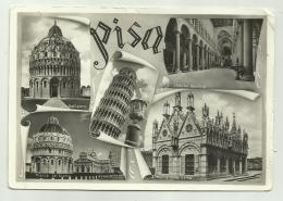 PISA VEDUTE VIAGGIATA FG - Pisa
