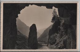 Aichechübjl Bei Goppenstein - Photo: E. Gyger No. 5710 - VS Valais