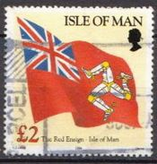 Isle Of Man Used Stamp - Stamps