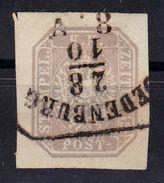 AUSTRIA / ÖSTERREICH - 1863 - ZEITUNGSMARKE ( Mi. 29 ) - (ab196) - Usados