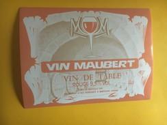 6007  - Vin Maubert - Rouges