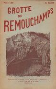 Grotte De Remouchamps Amblève - Dépliants Touristiques