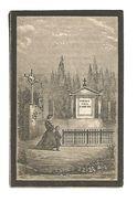 673. EMILIANA  CLAES Echtg. H. LEENAERS  - °LANDEN / + VEULEN 1867  (59 J.) - Devotion Images
