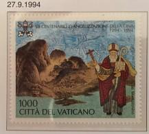 Vatican - 1994 - MNH** - #1127 - Nuevos