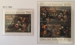 Vatican - 1994 - MNH** - #1133/1135 - Nuevos