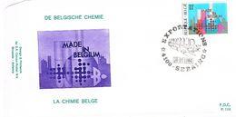 Belgien FDC Michel 2166 - Export - Chemie Industrie - Raffinerie - Stempel Seraing - FDC