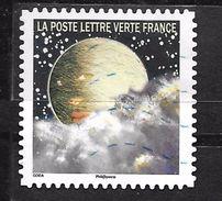 FRANCE Adhésif Oblit 1335 Vénus Dans Les Nuages - Adhesive Stamps