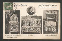LES Ecumeurs D' Eglises - Les FRERES THOMAS, Tonneliers à Clermont - Ferrand  -- Voleur - Bandit - Malfaiteur - Clermont Ferrand