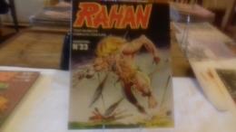 RAHAN N°23 Le Démon De Paille... (1ere édition ) (fin R10) - Rahan