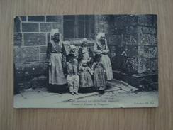 CPA PLOUGASTEL 29 FEMMES ET ENFANTS - Plougastel-Daoulas