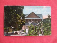 Colombia  Afyeras De La Ciudad San Jose Santa Maria-- Has Stamp & Cancel  Ref 2752 - Colombia