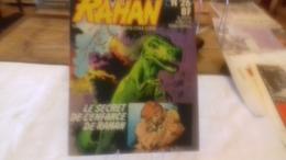 RAHAN N°26 Le Secret De L'enfance De Rahan... (1ere édition ) (fin R10) - Rahan