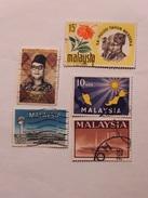 MALAISIE  1963-69  Lot # 2 - Malaysia (1964-...)