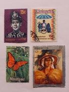 MALAISIE  1969-73  Lot # 3 - Malaysia (1964-...)