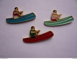 3 Pin S Sport Canoe Different Neuf - Canoeing, Kayak