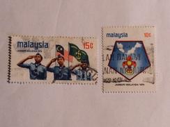 MALAISIE  1974  Lot # 4  SCOUT - Malaysia (1964-...)