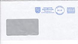 BRD Neue Privatpost 2007 Post Modern Dresden Amtsgericht Dippoldiswalde - [7] Federal Republic