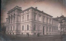 CARTE-PHOTO Riga (1907) - Lituanie