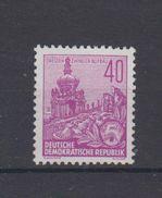 DDR 1955 Mich.Nr.456 ** Geprüft Schönherr BPP - [6] République Démocratique