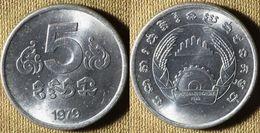 Cambodia - 5 Sen 1979 UNC - Cambodia
