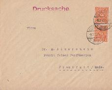 DR Brief Mef Minr.2x 227b Oldenburg 8.2.23 Geprüft - Deutschland