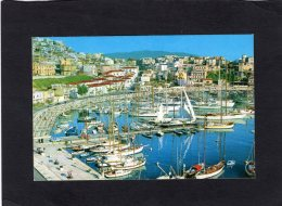 74303    Grecia,  Mikrolimano,  Picturesque Harbour And  Yachting Centre,  NV - Grèce