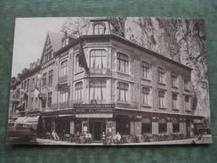 DINANT - HOTEL DE LA COURONNE - Rue Sax 1 (scan Recto/verso ) - Dinant