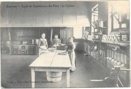 Beernem NA2: Ecole De Bienfaisance Des Filles. La Cuisine 1907 - Beernem