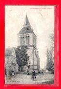 27-CPA HEUDEBOUVILLE - L'EGLISE - (N°2289) - Sonstige Gemeinden
