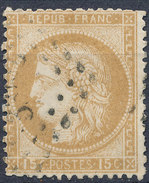 Stamps France 1870 Ceres 15c Used - 1853-1860 Napoleon III