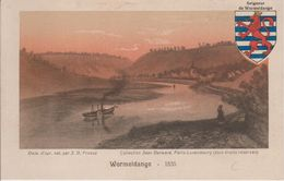 LUXEMBOURG - WORMELDANGE - 1835 - Postcards